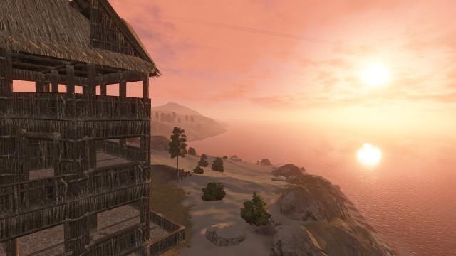 Sunset at Beacon