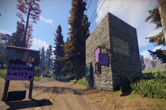 Rust Store